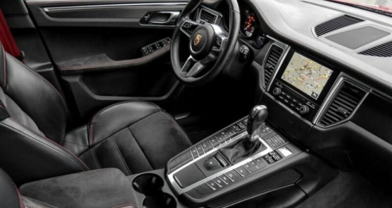 Porsche Macan 3.0 V6 360ch GTS PDK Rouge occasion à Boulogne-Billancourt - photo n°6