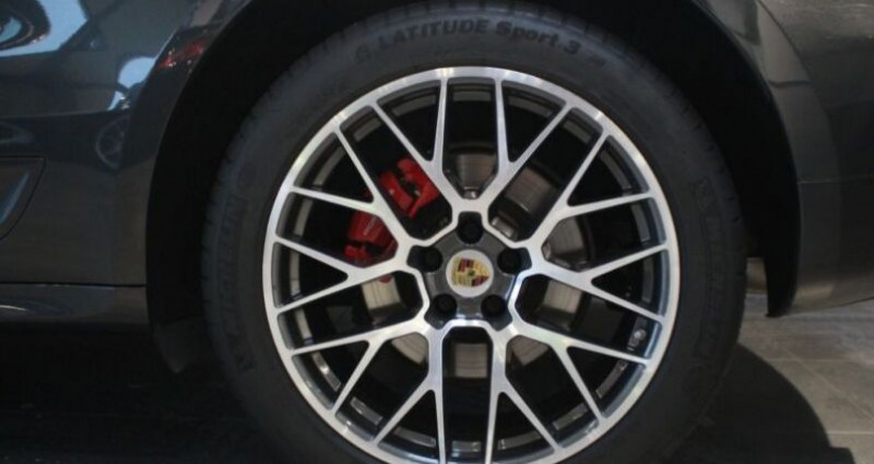 Porsche Macan 3.0 V6 360ch GTS PDK Gris occasion à Boulogne-Billancourt - photo n°4