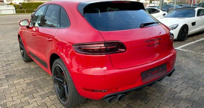 Porsche Macan 3.0 V6 360ch GTS PDK Rouge occasion à Boulogne-Billancourt - photo n°3