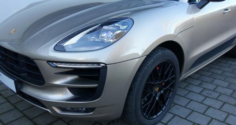Porsche Macan 3.0 V6 360ch GTS PDK Argent occasion à Boulogne-Billancourt - photo n°6