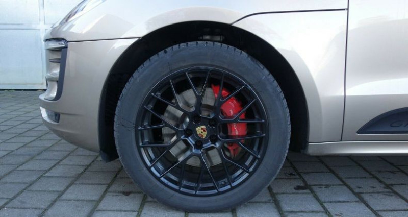 Porsche Macan 3.0 V6 360ch GTS PDK Argent occasion à Boulogne-Billancourt - photo n°7