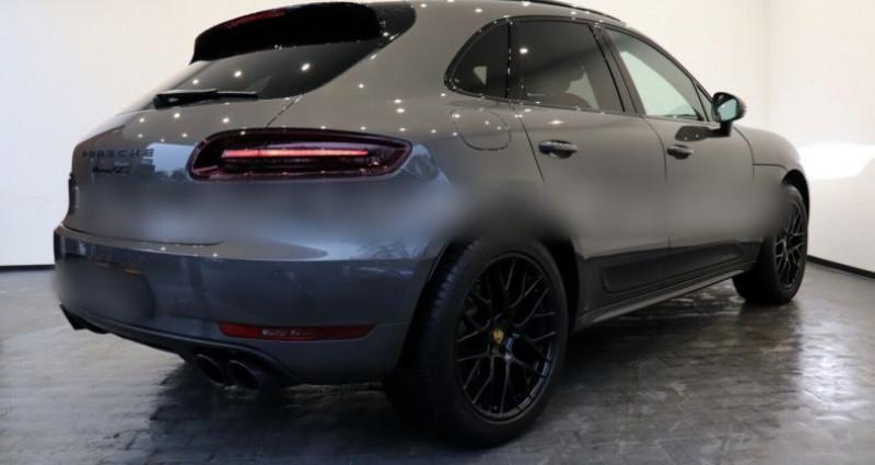 Porsche Macan 3.0 V6 360ch GTS PDK Gris occasion à Boulogne-Billancourt - photo n°6