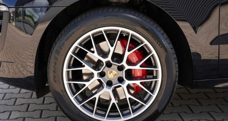 Porsche Macan 3.0 V6 360CH GTS PDK Noir occasion à Mommenheim - photo n°7