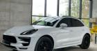 Porsche Macan 3.0 V6 360ch GTS PDK Blanc à Boulogne-Billancourt 92