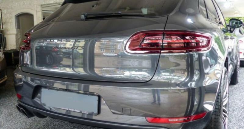 Porsche Macan 3.0 V6 360ch GTS PDK Gris occasion à Boulogne-Billancourt - photo n°5
