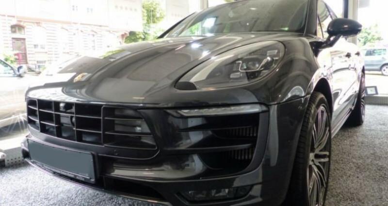 Porsche Macan 3.0 V6 360ch GTS PDK Gris occasion à Boulogne-Billancourt