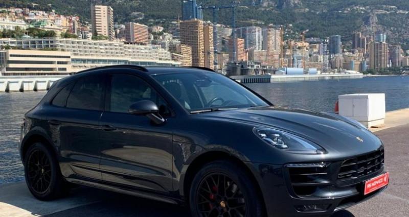 Porsche Macan 3.0 V6 GTS ?37.800 kms Gris occasion à Monaco
