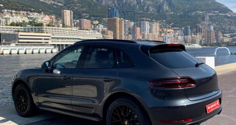 Porsche Macan 3.0 V6 GTS ?37.800 kms Gris occasion à Monaco - photo n°2