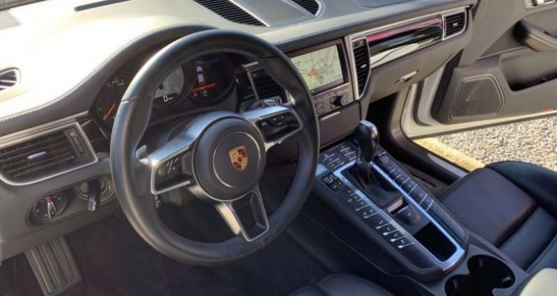 Porsche Macan 3.0 V6 S Diesel Blanc occasion à WOIPPY - photo n°7