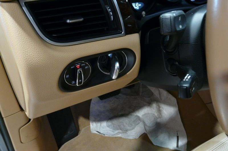 Porsche Macan 3.0 V6 S DIESEL Gris occasion à BEAUPUY - photo n°5