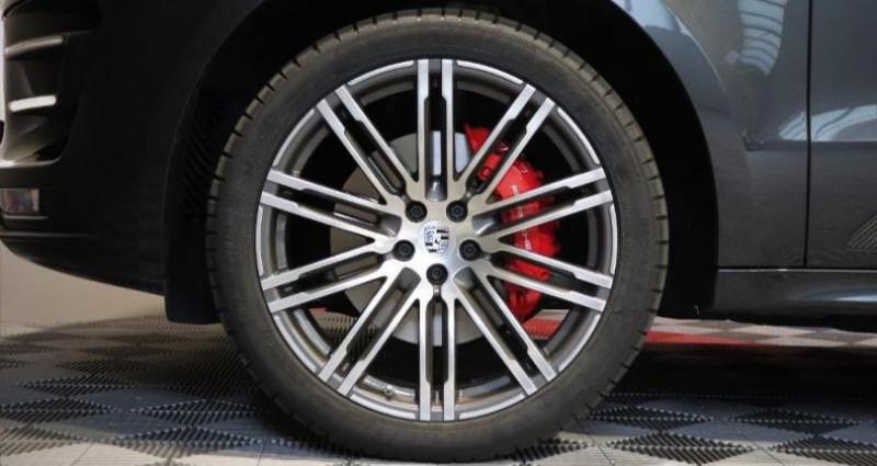 Porsche Macan 3.6 V6 400ch Turbo PDK Gris occasion à SAINT ETIENNE - photo n°5