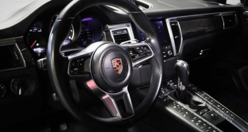 Porsche Macan 3.6 V6 400ch Turbo PDK Gris occasion à SAINT ETIENNE - photo n°4