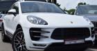 Porsche Macan 3.6 V6 400CH TURBO PDK Blanc à VENDARGUES 34