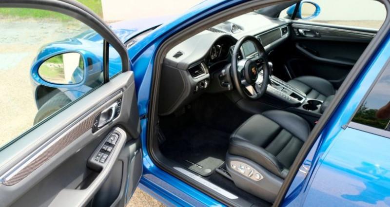 Porsche Macan 3.6 V6 TURBO Bleu occasion à Le Thoronet - photo n°5