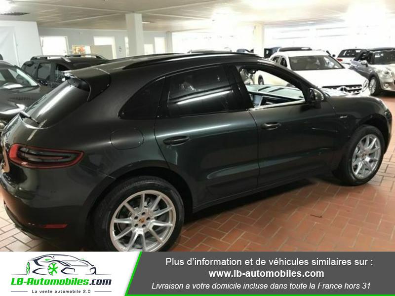 Porsche Macan Diesel 3.0 V6 258 ch / S PDK Gris occasion à Beaupuy - photo n°3