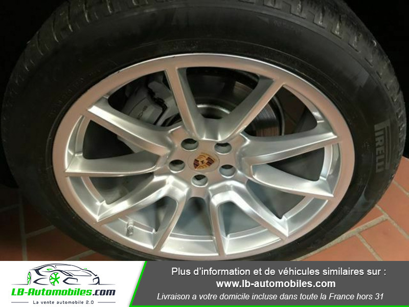 Porsche Macan Diesel 3.0 V6 258 ch / S PDK Gris occasion à Beaupuy - photo n°14