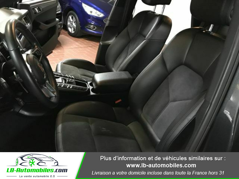 Porsche Macan Diesel 3.0 V6 258 ch / S PDK Gris occasion à Beaupuy - photo n°4