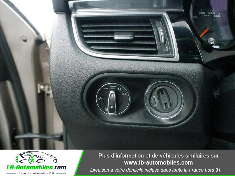 Porsche Macan Diesel 3.0 V6 258 ch / S PDK Argent occasion à Beaupuy - photo n°12