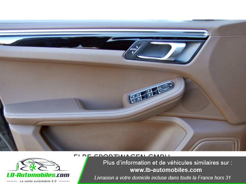 Porsche Macan Diesel 3.0 V6 258 ch / S PDK Noir occasion à Beaupuy - photo n°6