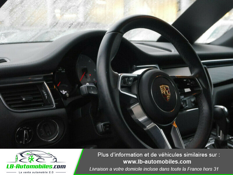 Porsche Macan Diesel 3.0 V6 258 ch / S PDK Argent occasion à Beaupuy - photo n°7