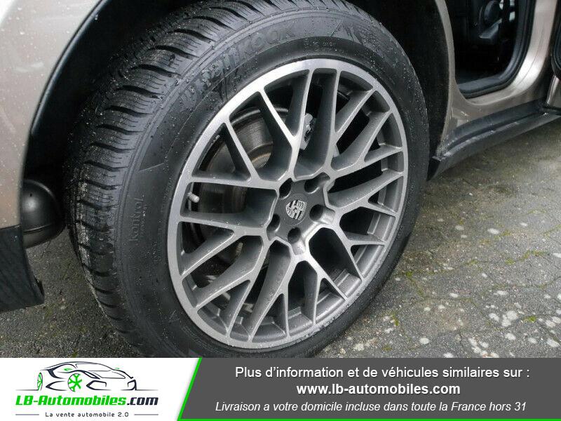 Porsche Macan Diesel 3.0 V6 258 ch / S PDK Argent occasion à Beaupuy - photo n°6