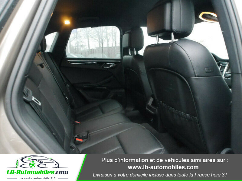 Porsche Macan Diesel 3.0 V6 258 ch / S PDK Argent occasion à Beaupuy - photo n°5