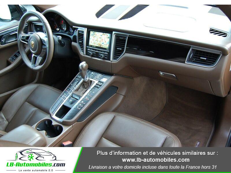 Porsche Macan Diesel 3.0 V6 258 ch / S PDK Noir occasion à Beaupuy - photo n°2