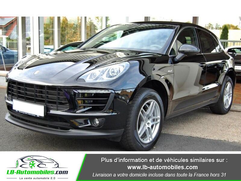 Porsche Macan Diesel 3.0 V6 258 ch / S PDK Noir occasion à Beaupuy