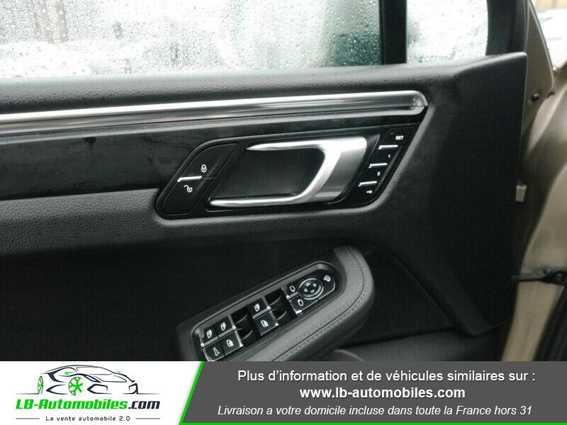 Porsche Macan Diesel 3.0 V6 258 ch / S PDK Argent occasion à Beaupuy - photo n°13