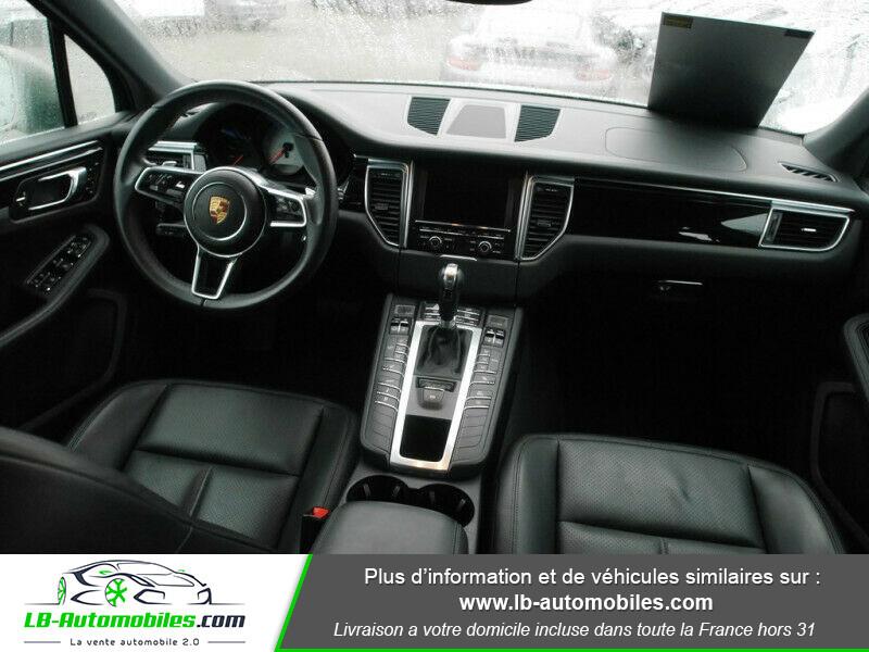 Porsche Macan Diesel 3.0 V6 258 ch / S PDK Argent occasion à Beaupuy - photo n°2