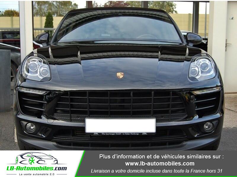 Porsche Macan Diesel 3.0 V6 258 ch / S PDK Noir occasion à Beaupuy - photo n°7
