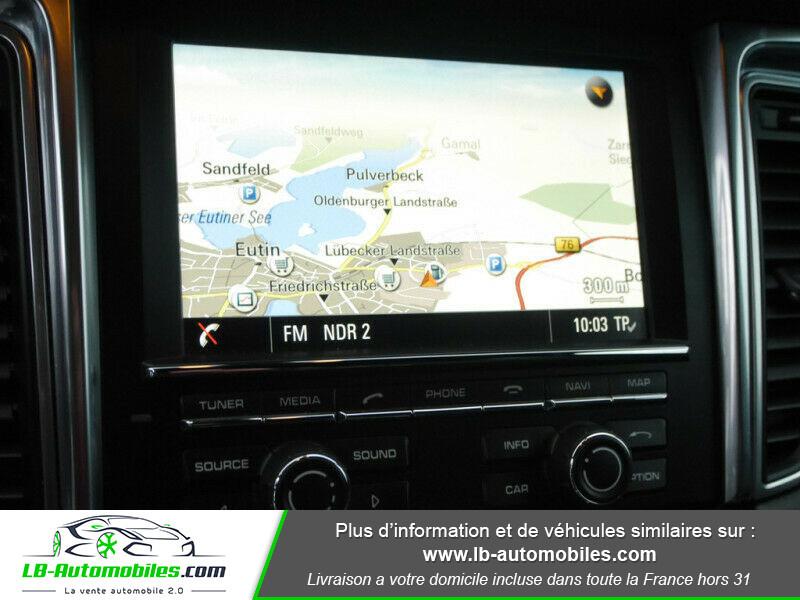 Porsche Macan Diesel 3.0 V6 258 ch / S PDK Argent occasion à Beaupuy - photo n°9