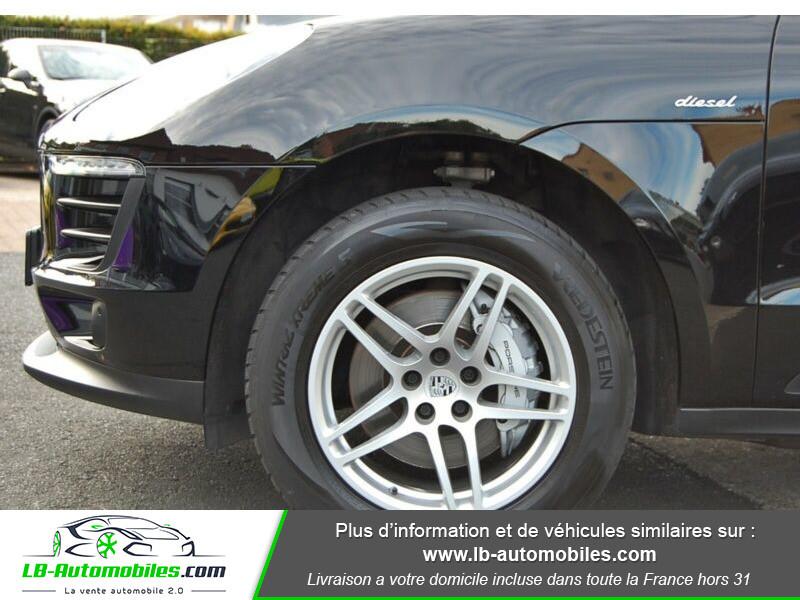 Porsche Macan Diesel 3.0 V6 258 ch / S PDK Noir occasion à Beaupuy - photo n°11