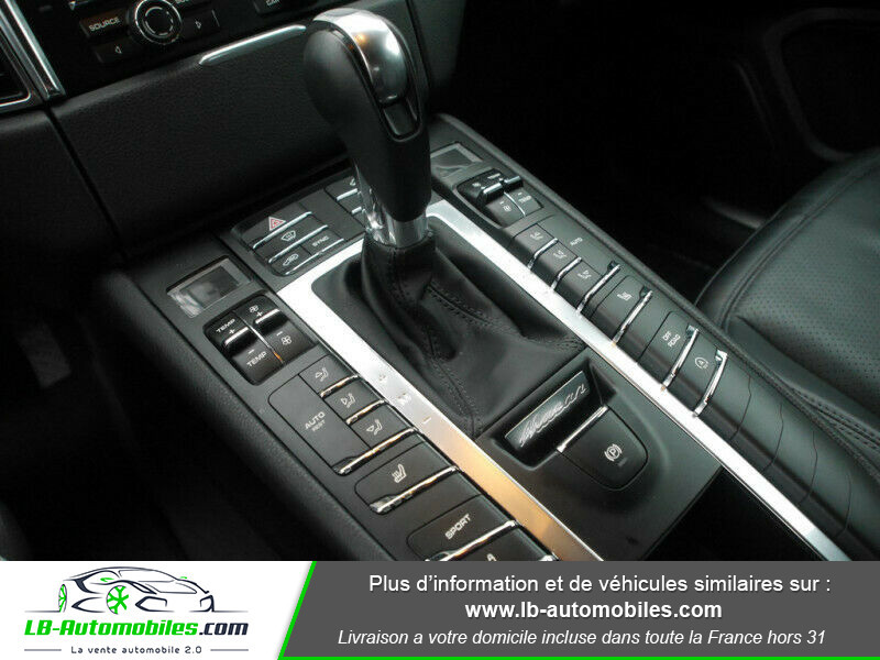 Porsche Macan Diesel 3.0 V6 258 ch / S PDK Argent occasion à Beaupuy - photo n°10