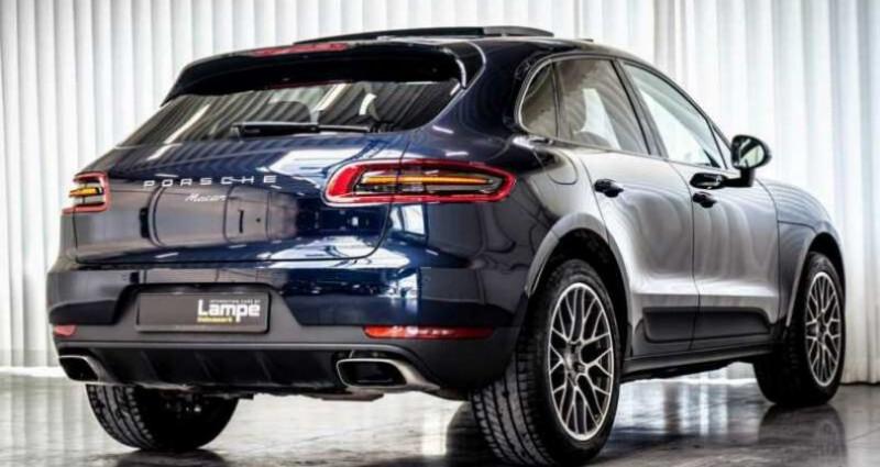 Porsche Macan Essence Pano,1ere Main, Toi Pano, 32791Kms Bleu occasion à Mudaison - photo n°5