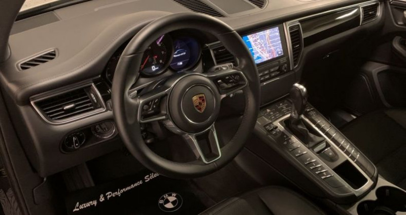 Porsche Macan GTS 3,0 V6 360ch 1°MAIN PDLS PASM TOIT PANO ACC PSE Gris occasion à Villeneuve Loubet - photo n°4