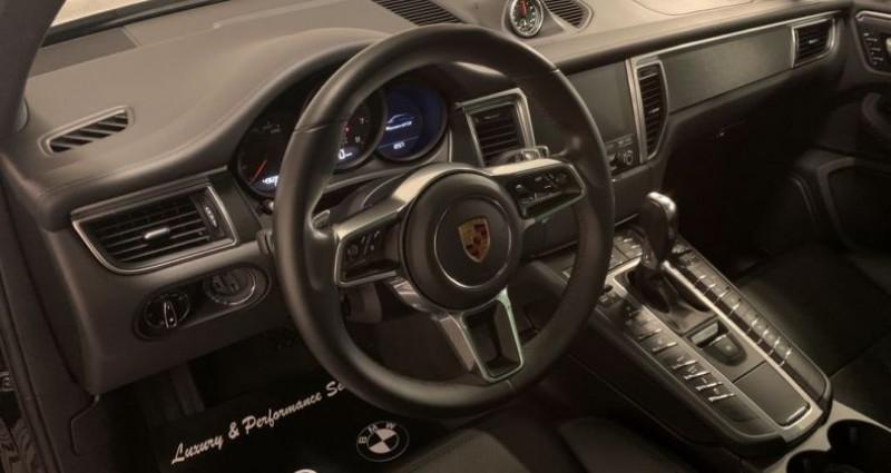 Porsche Macan GTS 3,0 V6 360ch 49000km PDLS+ TOIT PANO CHRONO BOSE Noir occasion à Villeneuve Loubet - photo n°4