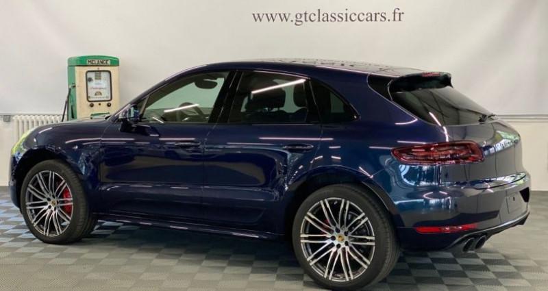 Porsche Macan GTS - Bleu T Bleu occasion à LA COUTURE BOUSSEY - photo n°6