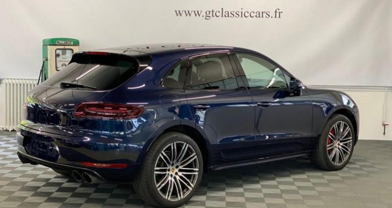 Porsche Macan GTS - Bleu T Bleu occasion à LA COUTURE BOUSSEY - photo n°4