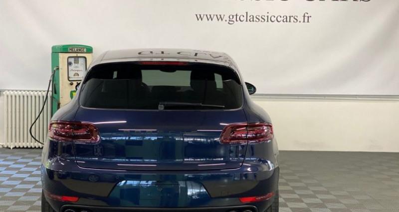 Porsche Macan GTS - Bleu T Bleu occasion à LA COUTURE BOUSSEY - photo n°5