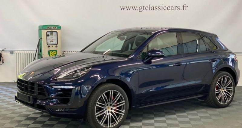 Porsche Macan GTS - Bleu T Bleu occasion à LA COUTURE BOUSSEY