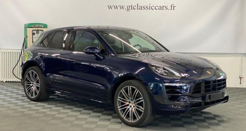 Porsche Macan GTS - Bleu T Bleu occasion à LA COUTURE BOUSSEY - photo n°3