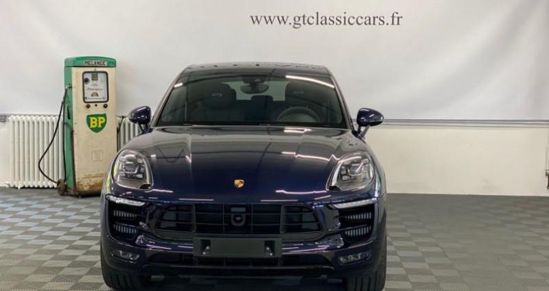 Porsche Macan GTS - Bleu T Bleu occasion à LA COUTURE BOUSSEY - photo n°2