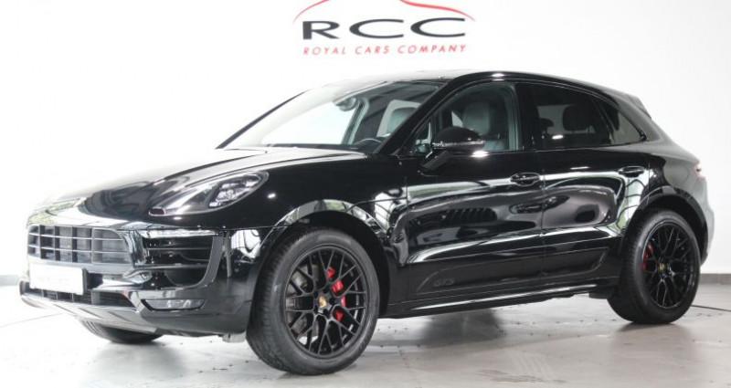 Porsche Macan GTS Noir occasion à Le Port Marly