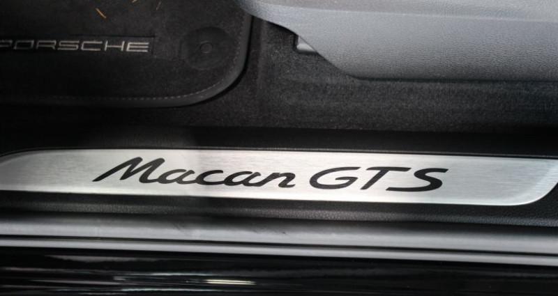 Porsche Macan GTS Noir occasion à Le Port Marly - photo n°7