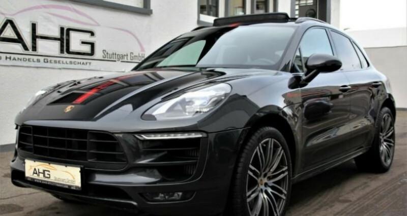 Porsche Macan gts Gris occasion à Mudaison - photo n°2