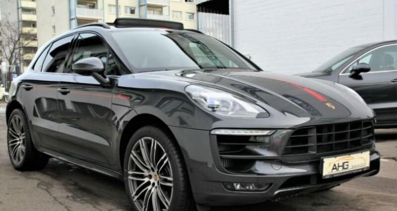 Porsche Macan gts Gris occasion à Mudaison - photo n°5