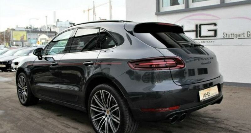 Porsche Macan gts Gris occasion à Mudaison - photo n°6