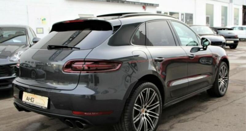 Porsche Macan gts Gris occasion à Mudaison - photo n°7