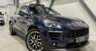 Porsche Macan Macan SD 3.0 V6 258 cv PDK Bleu à Saint-Genis-les-Ollières 69